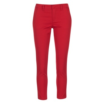 Textiel Dames Chino's Volcom GMJ FROCHICKIE PANT Rood