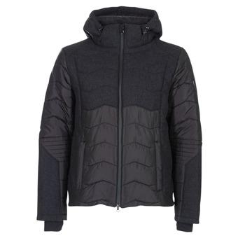 Textiel Heren Dons gevoerde jassen Emporio Armani EA7 MOUNTAIN M TECH JACKET Zwart