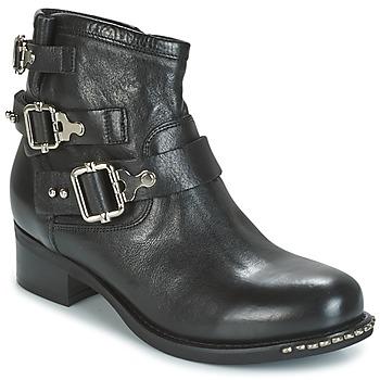 Schoenen Dames Laarzen Mimmu DIMA Zwart