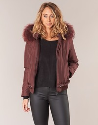 Textiel Dames Wind jackets Oakwood 62432 Bordeau