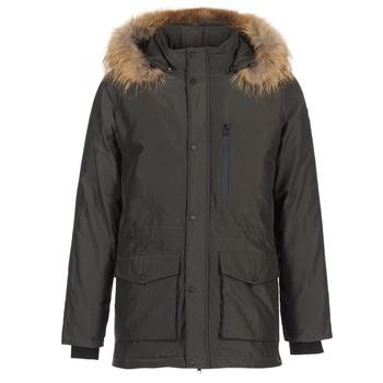 Textiel Heren Parka jassen Oakwood 62426 Kaki
