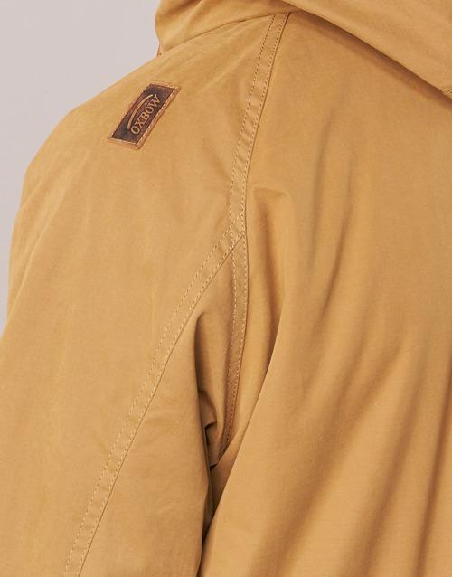 Oxbow Vernag Camel - Gratis Levering Textiel Parka Jassen Heren 15120