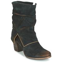 Schoenen Dames Hoge laarzen Papucei JAYNA Zwart