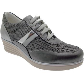Schoenen Dames Wandelschoenen Calzaturificio Loren LOC3742gr grigio