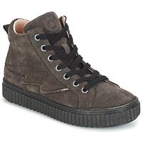 Schoenen Meisjes Hoge sneakers Acebo's LONDON Grijs