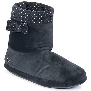 Schoenen Dames Sloffen DIM RIBECRY Zwart