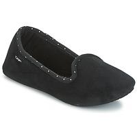 Schoenen Dames Sloffen DIM RIZECRY Zwart