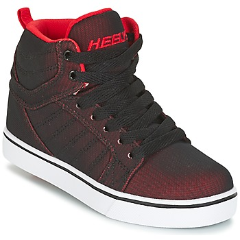 Schoenen Jongens Schoenen met wieltjes Heelys UPTOWN Zwart / Rood