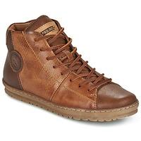 Schoenen Dames Hoge sneakers Pikolinos LAGOS 901 Bruin
