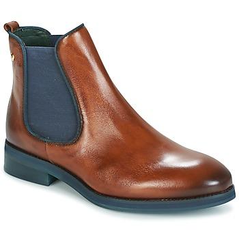Schoenen Dames Laarzen Pikolinos ROYAL W5M Bruin