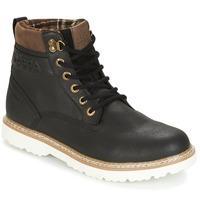 Schoenen Heren Laarzen Kappa WHYMPER Zwart / Bruin