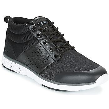 Schoenen Heren Hoge sneakers Kappa NASSAU MID Zwart / Grijs