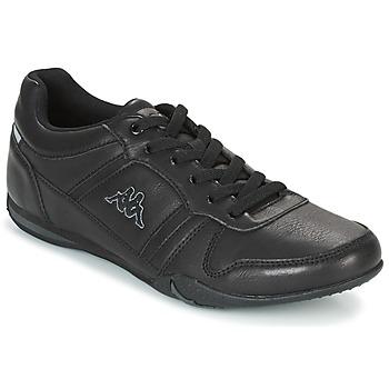 Schoenen Heren Lage sneakers Kappa PARHELIE Zwart / Grijs