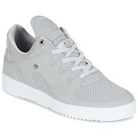 Schoenen Heren Lage sneakers Cash Money STATES Grijs / Wit