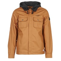 Textiel Heren Wind jackets Element WADE Bruin / Zwart