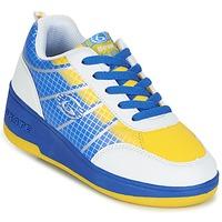 Schoenen Kinderen Lage sneakers BEPPI LOVINO Geel / Blauw