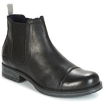 Schoenen Heren Laarzen Mustang MELI Zwart