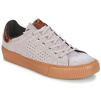 Schoenen Dames Lage sneakers Victoria DEPORTIVO LUREX Grijs