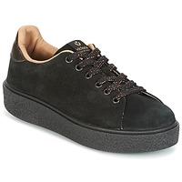 Schoenen Dames Lage sneakers Victoria DEPORTIVO SERRAJE P. NEGRO Zwart