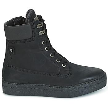 a246ecb071a goedkoop Schoenen Dames Hoge sneakers Bullboxer GANDIA Zwart ...
