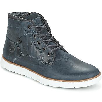 Schoenen Heren Hoge sneakers Bullboxer BERNIE Blauw