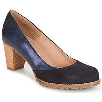 Schoenen Dames pumps MTNG JALOUS Blauw
