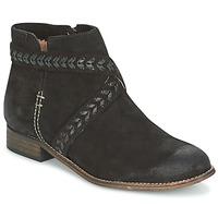 Schoenen Dames Laarzen MTNG DI Zwart
