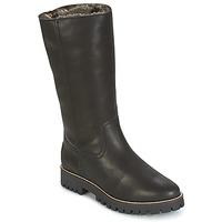 Schoenen Dames Laarzen Panama Jack TANIA Zwart
