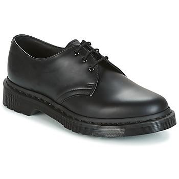 Schoenen Derby Dr Martens 1461 MONO Zwart