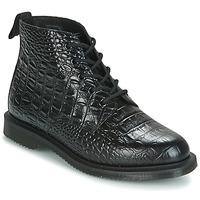 Schoenen Dames Laarzen Dr Martens EMMELINE Zwart