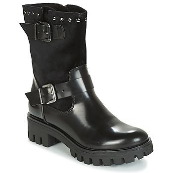 Schoenen Dames Laarzen Tamaris BITSY Zwart