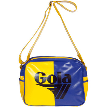 Tassen Heren Schoudertassen met riem Gola CUB175 REDFORD CHAMPIONSHIP Shoulder bag Women yellow YELLOW/BL yellow YELLOW/BLUE/BLACK