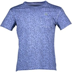 Textiel Heren T-shirts korte mouwen Yes Zee T721/TH00 light blue 0721