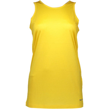 Textiel Dames Mouwloze tops Love Moschino W 4 E50 00 M 3355 yellow I50