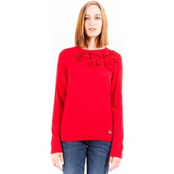 Textiel Dames Sweaters / Sweatshirts Love Moschino W S 1G5 01 X 0863 Sweater  Women red O91 red O91