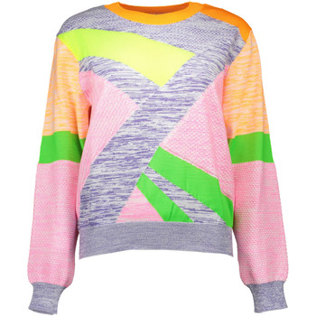 Textiel Dames Sweaters / Sweatshirts Love Moschino W S 5G4 00 X 0915 Sweater  Women multicolor 4135 multicolor 4135