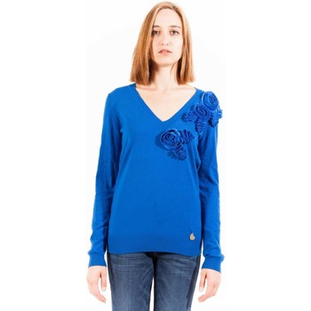 Textiel Heren Truien Love Moschino W S V47 01 X 0863 Sweater  Women blue Y56 blue Y56