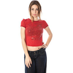 Textiel Heren Tops / Blousjes Killah 2086 RED