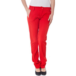 Textiel Dames Chino's Denny Rose 6065 red