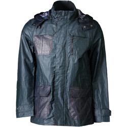 Textiel Heren Wind jackets Geox M6221M T2275 green F4300
