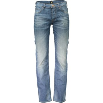 Textiel Heren Straight jeans Guess 61G400-7769Z WHITE B017