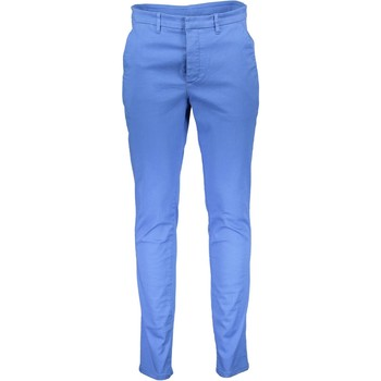 Textiel Heren Chino's Guess 61H101-1227Z BLUE A614
