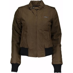 Textiel Dames Wind jackets Datch 69W5473 BROWN 406
