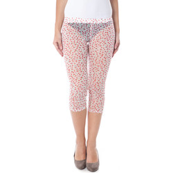Textiel Dames Leggings Nancy N. A78010S white B2