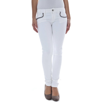 Textiel Dames Chino's Phard P1707522543904 NEW HOT SKIN/A Trousers Women white 1100 white 1100