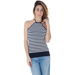 Textiel Dames Tops / Blousjes Datch C9T7303 BLUE 681