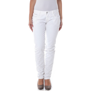Textiel Dames Straight jeans The Ninth FRIDA32 white 01000