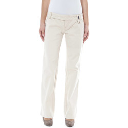 Textiel Dames Chino's Phard P17017704206G6 CLEAN beige