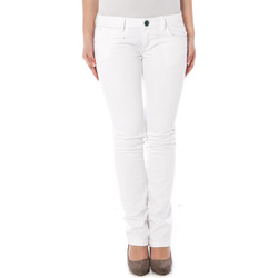 Textiel Dames Straight jeans Phard P1707080543904 BRAD FUTURE white 1100