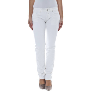 Textiel Dames Chino's Phard P1707110543904 NEW SEXX GLAM white 1100